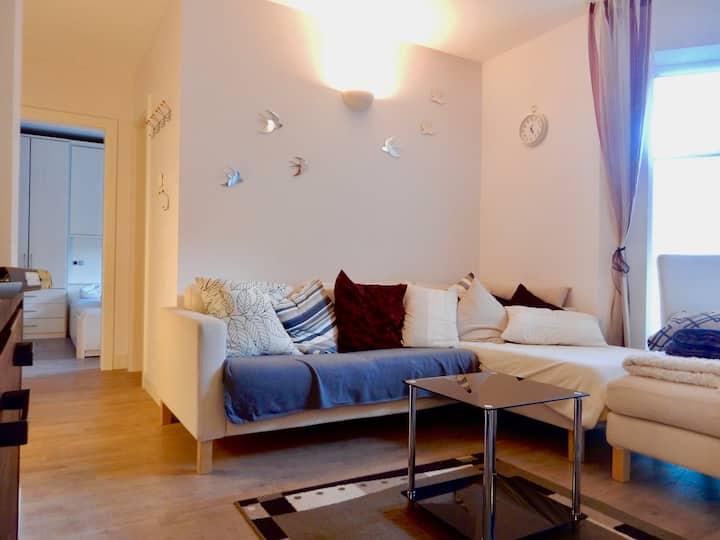 Two bedroom alpine apartment. Solden-Obergurgl