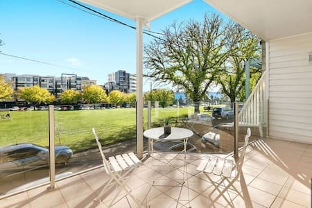 Geelong Waterfront and Park Views - New Listing