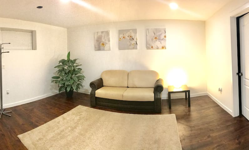 Affordable, Clean & Brand New Basement Suite