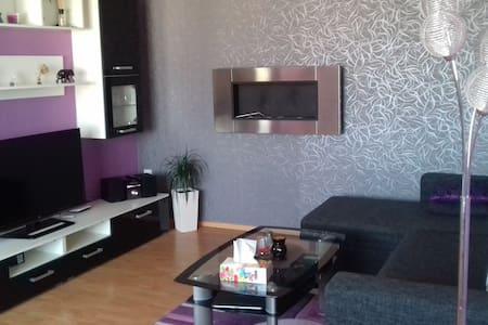 Luxusní byt v centru města-Wohnung in Stadtcentrum - Cheb - Квартира