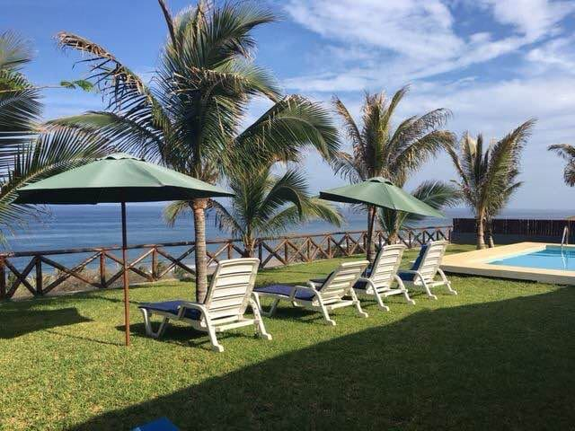 Mancora Casa de Playa Perú - Vichayito - Casa