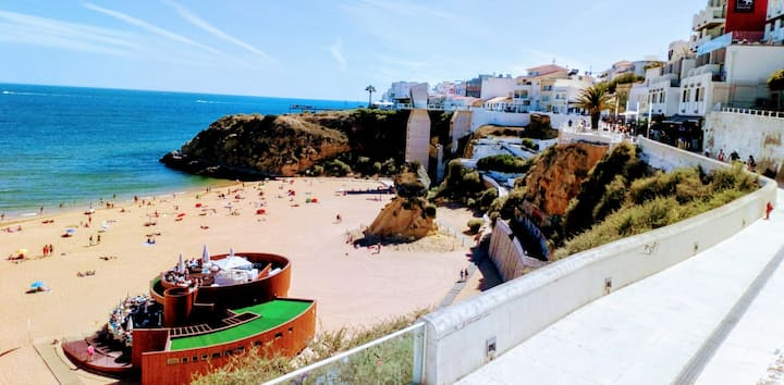 Apartment 3min from Albufeira's Old town center