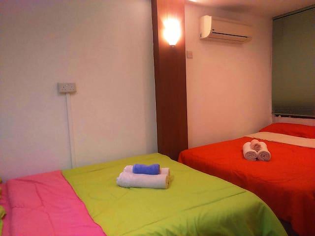 Easybox Homestay Budget hotel