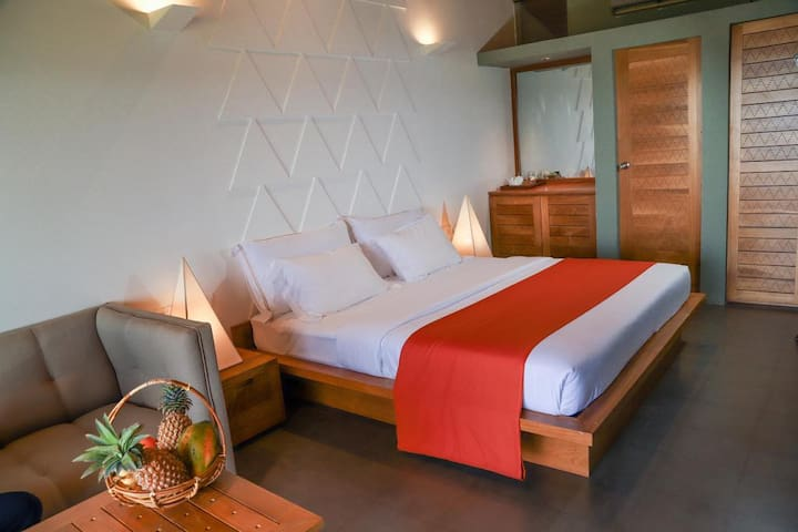 Deluxe Double Room With Free Bicycle Rent Per Stay