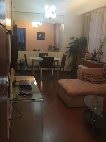 Eastwood City Fully Furnished Condo