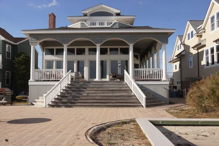 The Beach House on Harvest Cove: Summer Rental - Harvey Cedars - House
