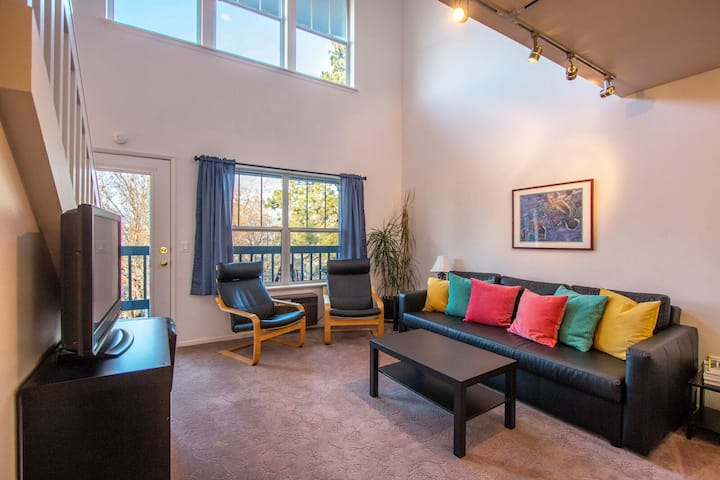 27 Lodge  - A Little Slice of Heaven! Updated, Steps to Downtown, Lodge Condo