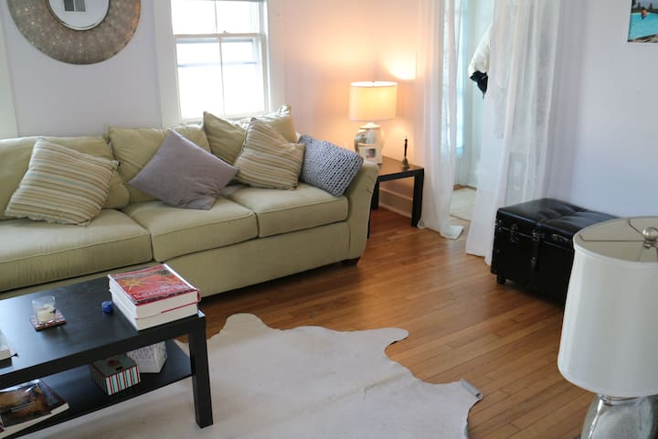 Prime location cozy room in vibrant SAG HARBOR - Sag Harbor - Dom