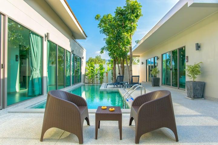 Modern Pool Villa A2