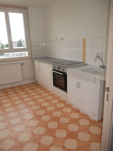 Appartement cosy T3 70m2 - Roanne - Condominium
