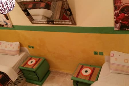 Dar Hicham - Cozy 2 Bed Room - Marrakesh - House