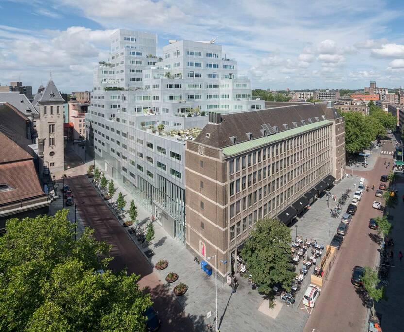 Architectural wonder Timmerhuis