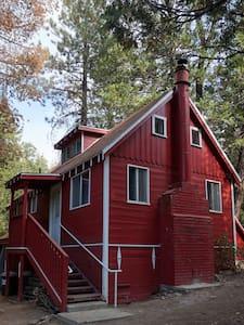 Cozy Cabin in Shaver Lake - Shaver Lake - Rumah