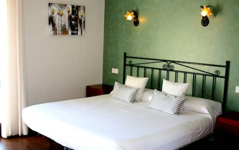 Usotegi double room Getaria, Basque Country. Spain