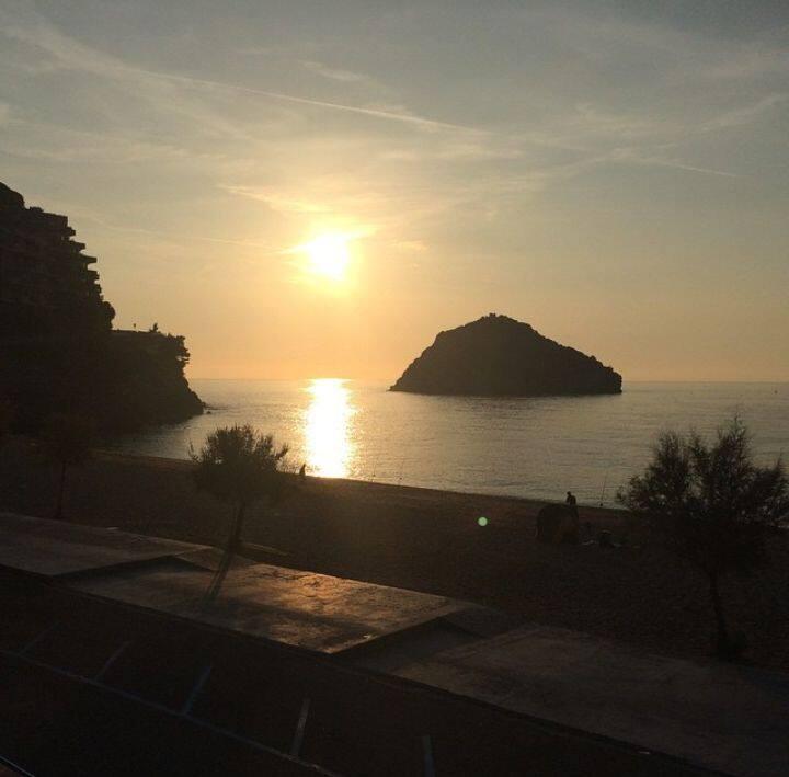 Minisuite vista mare con terrazza