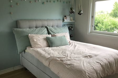 Very nice room with double bed