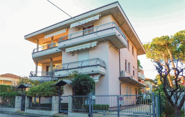 Holiday apartment with 3 bedrooms on 112m² in Rimini -RN-