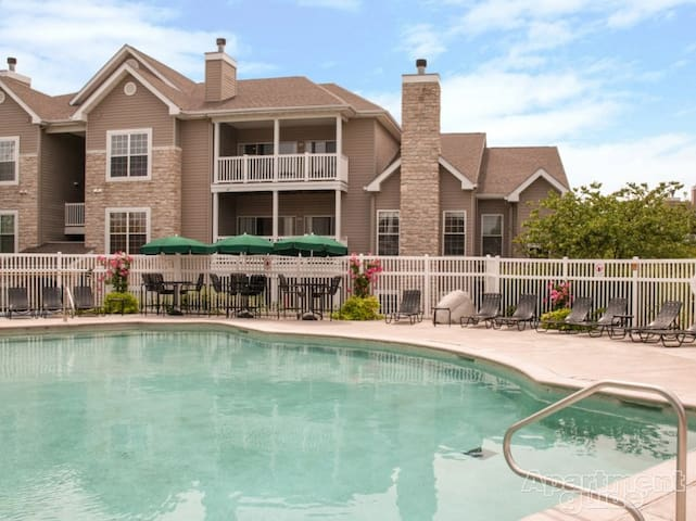 1 Bedroom near Creve Coeur - St. Louis - Apartment