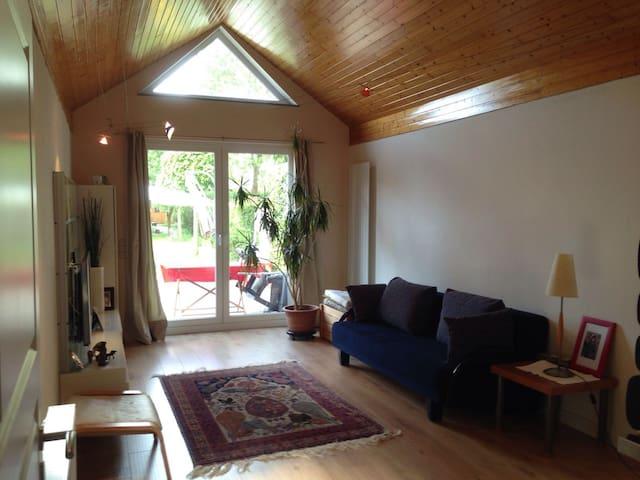 Ruhige grüne Lage - kleines Haus (Nähe A23/A7) - Hamburg - Hus