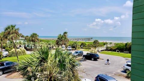 Oceanfront Villa - pool/pier/fishing, amazing view