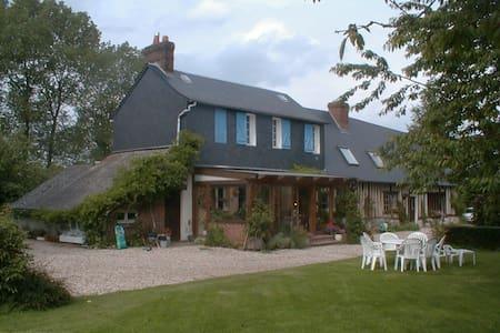Chambre jaune - Saint-Jacques-sur-Darnétal
