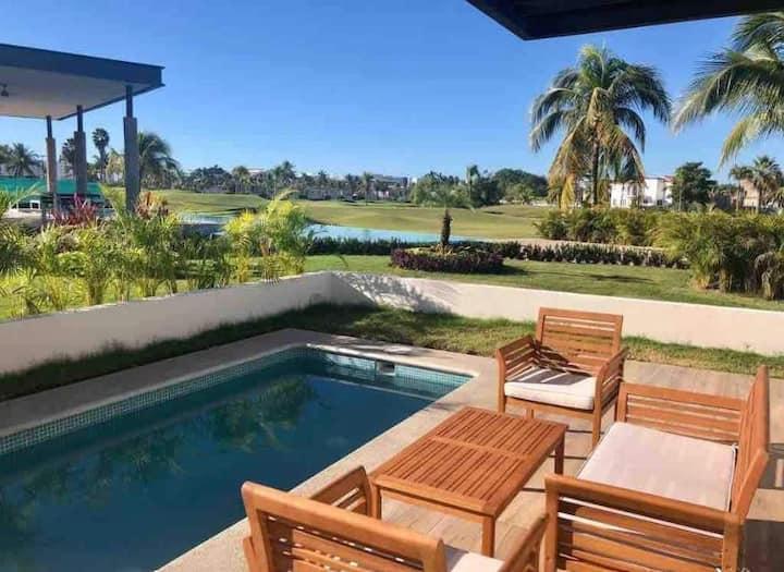 Three new beautiful Villas in Punta Cala