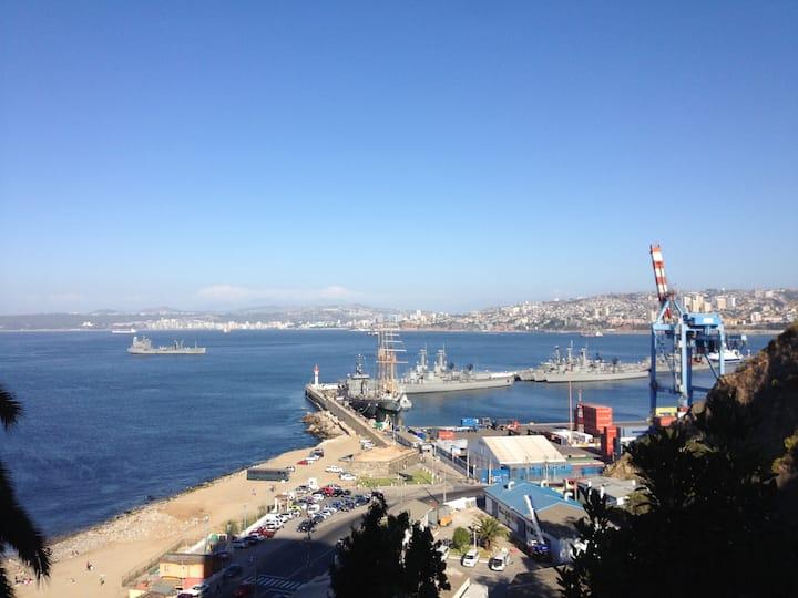 Nice Apartment Wonderful Bay View