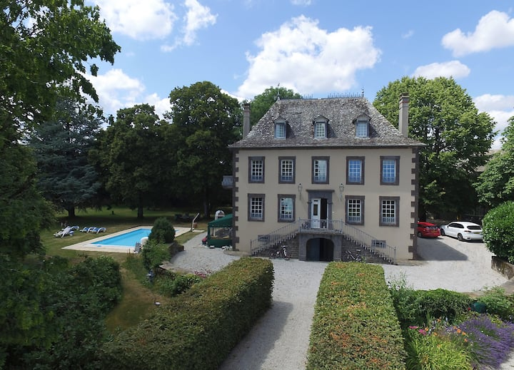 Manor House in South West France
