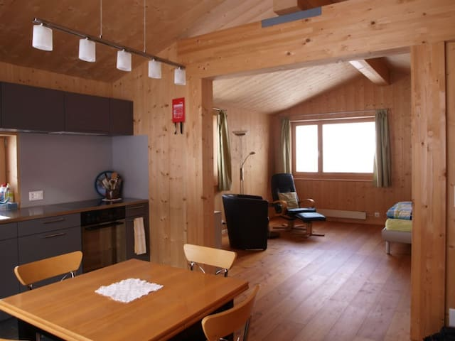 Studio Bäch, (Thalkirch), 09002B-B, Apartment with Shower/Toilet for max. 2 People
