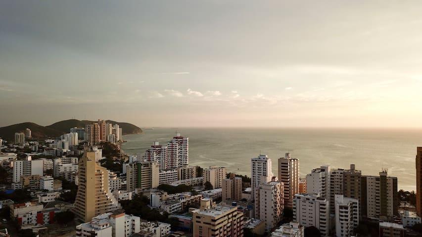 """Apartasuite de lujo """" SMR """""""