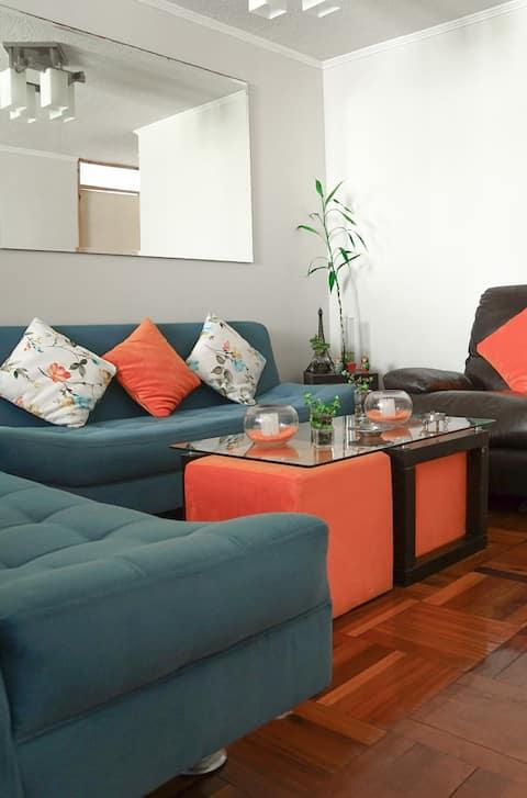 Bamboo Room 2 - Habitación Privada