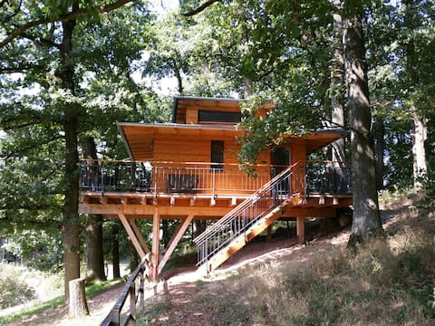 Baumhaus zum Träumen