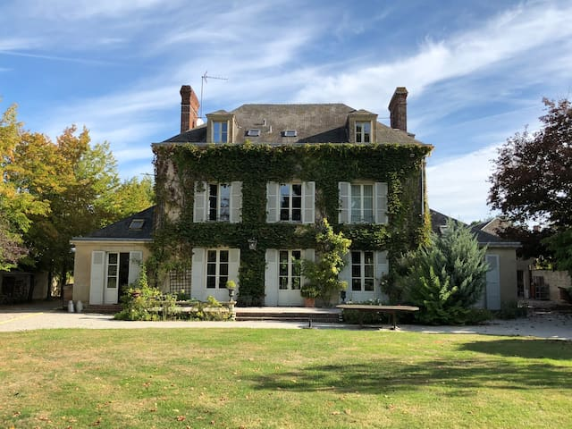 Haras Pampa Linda, maison de campagne a Normandie