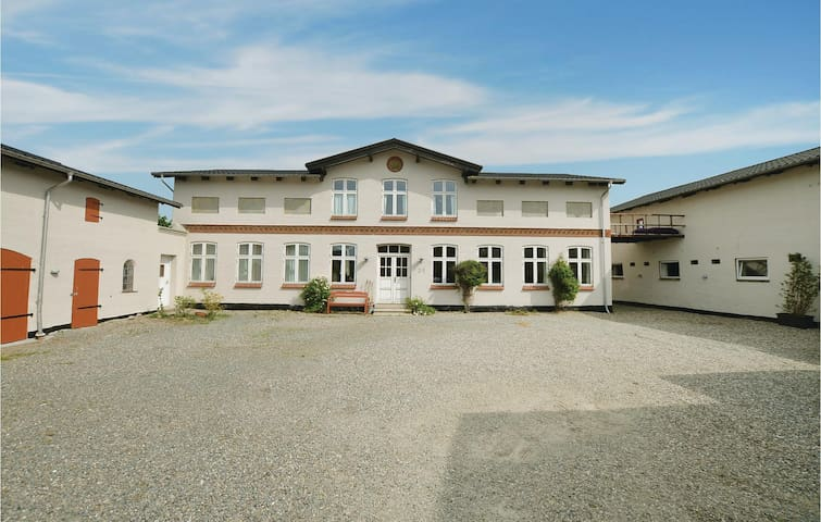Holiday apartment with 1 bedroom on 75 m² in Broager