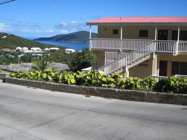 Villa Street View