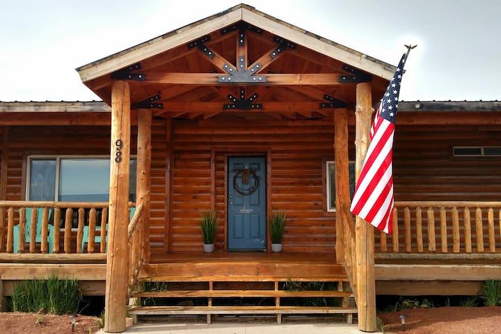 Alton Ranch House
