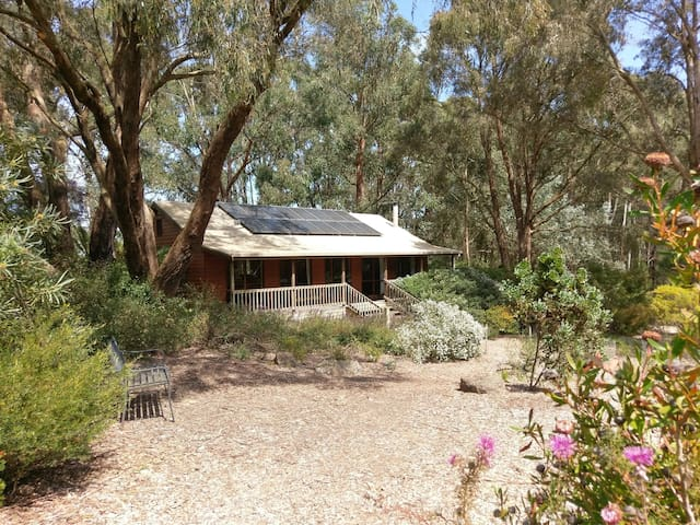 Otway Chalet Escape amid Australian Native Garden