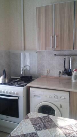 Nice 2 bedroom apartment in the center of Bishkek