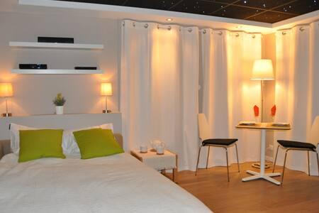 Studio confortable avec sauna, piano - Bischoffsheim - Apartment - 1