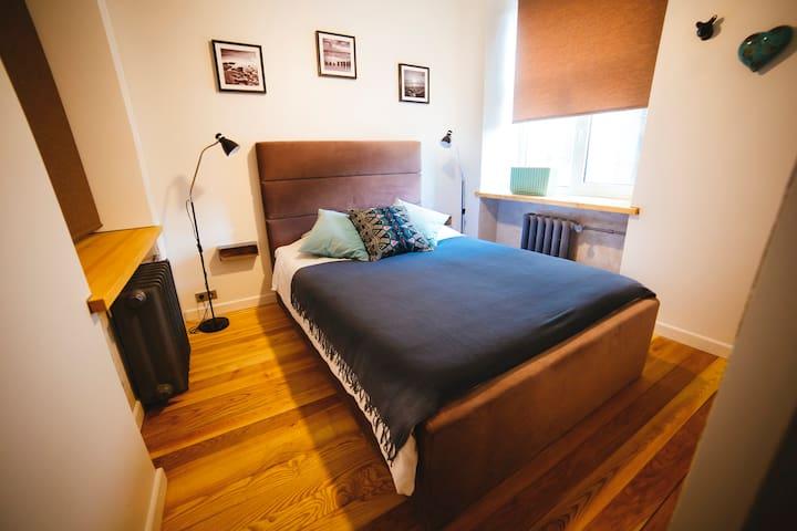 Baltic Design 1,5 room apart - Rīga - Flat