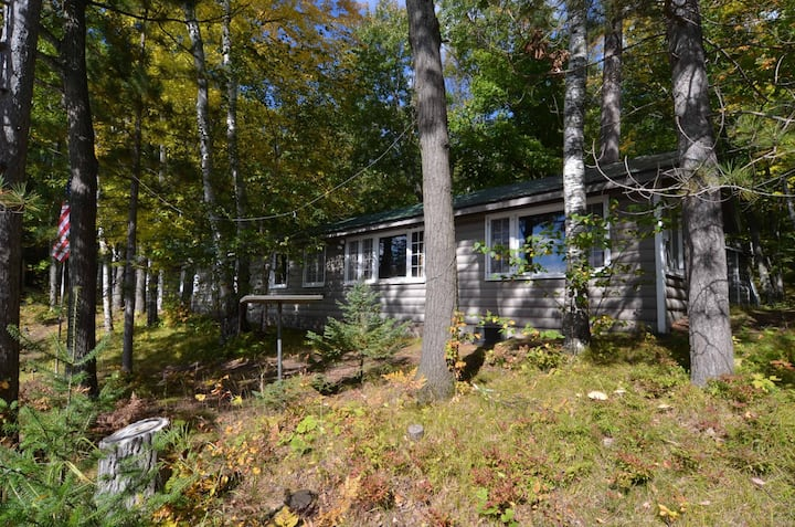 Rogans Retreat ~ Wiley Lake - Hosted by North Country Vacation Rentals