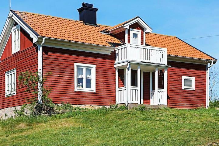 8 person holiday home in VALDEMARSVIK