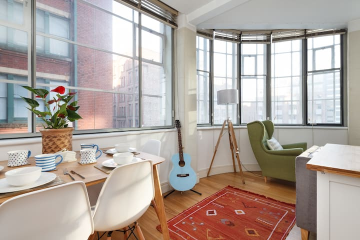 Quirky 2 bed | Superb location - Manchester - Appartement