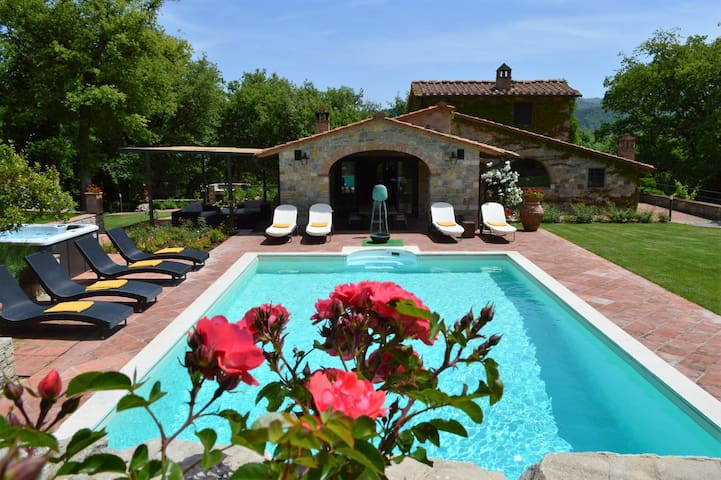 Luxury home in the heart of chianti