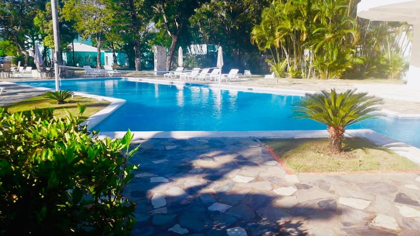 Studio in Cabarete Center, Walk to Everything!