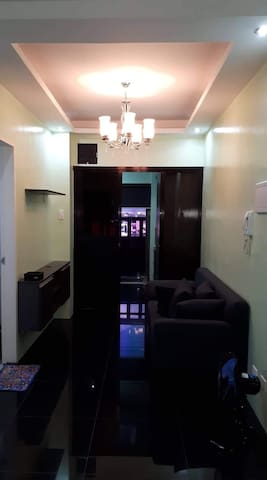 1 bedroom, newly turn over condo unit with parking