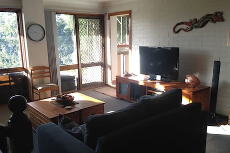 Spacious self-contained living with bush views - Berowra