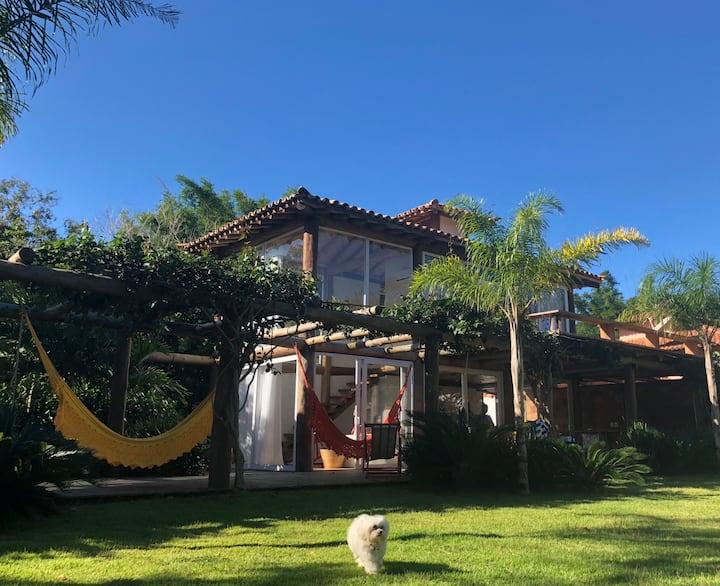 Casa dos Eucaliptos 1