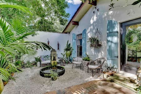 Coconut Casita. Tropical Peaceful Relaxing Getaway