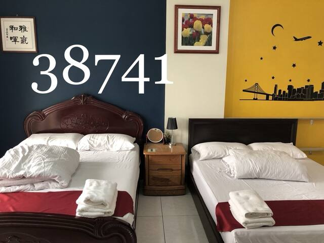room38741, appealing boulevard in Tainan(4F)